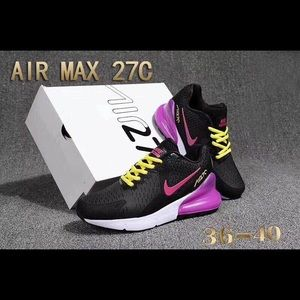 Nike Air Max 270 Woman Size 8.5